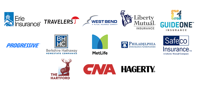 Insurance companies that TMC represents